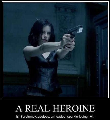 real-heroine