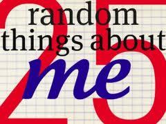 25 Random Things