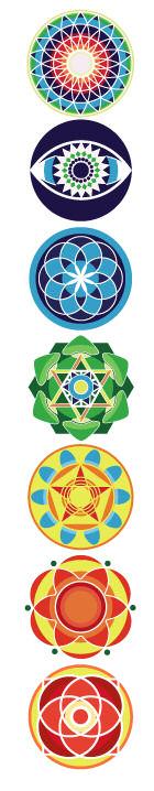 7 Spiritual Centers